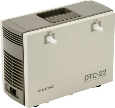 ULVAC ダイアフラム型ドライ真空ポンプ【DTC-22】(研究機器・研究用設備)(代引不可)