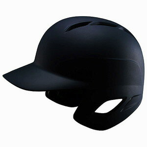 ZETT(ゼット) BHL171 プロステイタス 硬式打者用ヘルメット(つや消し) マットブラック L(57~59cm)