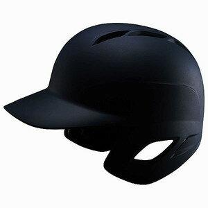 ZETT(ゼット) BHL171 プロステイタス 硬式打者用ヘルメット(つや消し) マットブラック S(53~55cm)