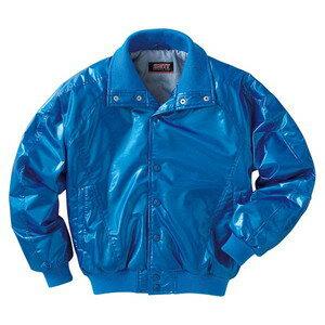 ZETT(ゼット) BOG855 少年用グラウンドコート 2300 ブルー 160