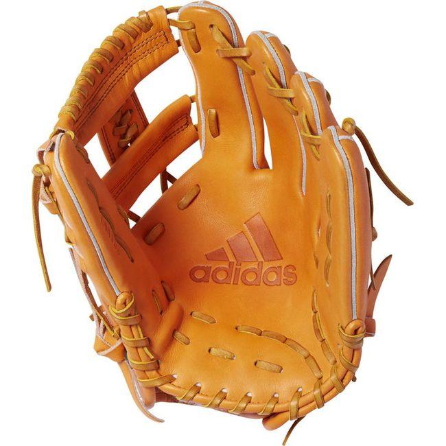 adidas(アディダス) adidas Baseball 硬式グラブ adidas BB 内野手用I DMT59 【カラー】タクティルオレンジ 【サイズ】LH【送料無料】【smtb-f】