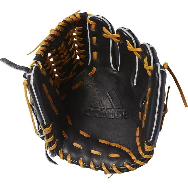 adidas(アディダス) adidas Baseball 硬式グラブ adidas BB 内野手用 DMT61 【カラー】ブラック 【サイズ】LH【送料無料】【smtb-f】