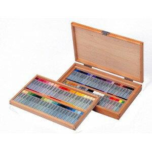 クレパス スペシャリスト85色(88本入り)木箱入り ESP88 876368