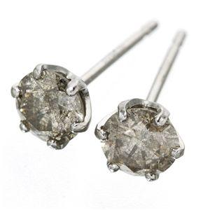 PT0.5ctダイヤモンドピアス