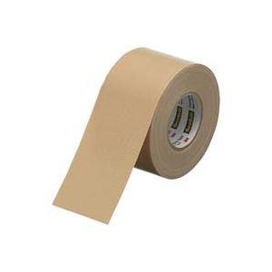 (業務用100セット) スリーエム 3M 布テープ 101BEN 48mm×20m ベージュ ×100セット