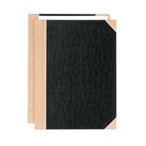(業務用20セット) プラス とじ込み表紙 FL-003TU B4S 4穴 5組 ×20セット