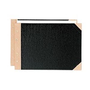 (業務用20セット) プラス とじ込み表紙 FL-004TU B4E 4穴 5組 ×20セット