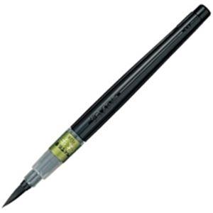 (業務用100セット) ぺんてる 筆ペン XFL2V すき穂 ×100セット