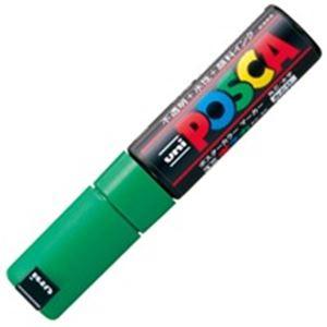 (業務用200セット) 三菱鉛筆 ポスカ PC-8K.6 太字 緑 ×200セット