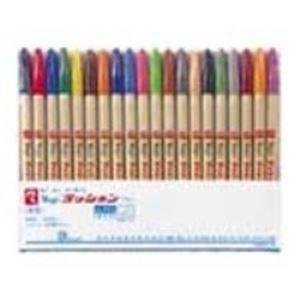(業務用30セット) 寺西化学工業 ラッションペン M300C-20 細字 20色セット ×30セット