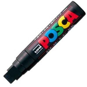(業務用100セット) 三菱鉛筆 ポスカ PC-17K.24 極太 黒 ×100セット