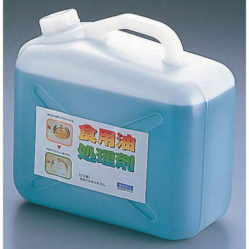 ウエキ 天ぷら油処理剤 油コックさん 5l (計量カップ付) ATV243