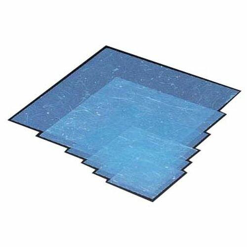 マイン 金箔紙ラミネート 青 (500枚入) M30-412 QKV20412