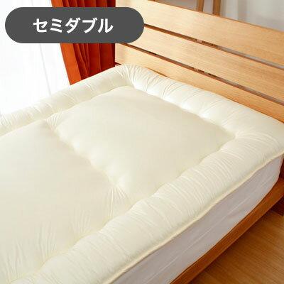 シンサレート ウルトラ 防ダニ 敷き布団 セミダブルサイズ【送料無料】
