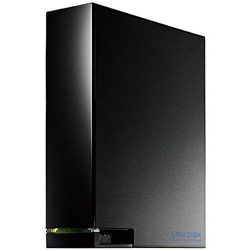 アイ・オー・データ デュアルコアCPU搭載 ネットワーク接続HDD(NAS) 2TB HDL-AA2