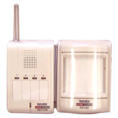 リーベックス モーションセンサー&携帯受信チャイム REV140