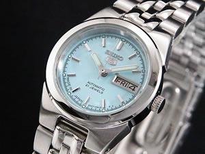 セイコー 5 SEIKO ファイブ 腕時計 時計 自動巻き レディース SYMG51J1【楽ギフ_包装】