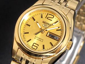 セイコー 5 SEIKO ファイブ 腕時計 自動巻き レディース SYMA60J1