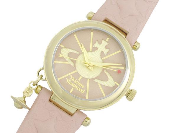ヴィヴィアン ウエストウッド VIVIENNE WESTWOOD 腕時計 時計 VV006PKPK【楽ギフ_包装】