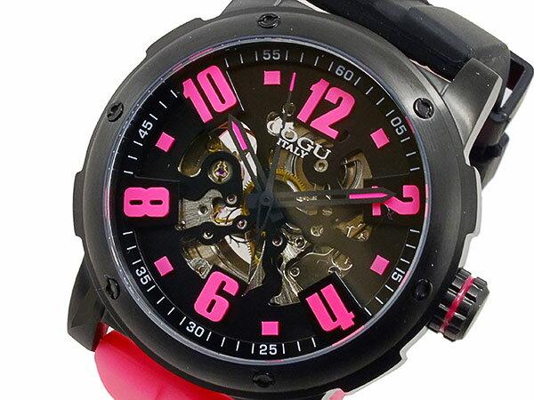 コグ COGU 自動巻 メンズ 腕時計 時計 3SKU-BKP【楽ギフ_包装】【S1】