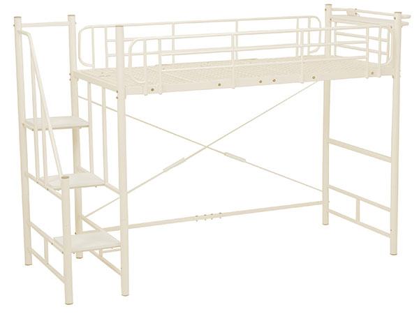 BED 階段ロフトベッド KH-3378M-IV 【代引不可】