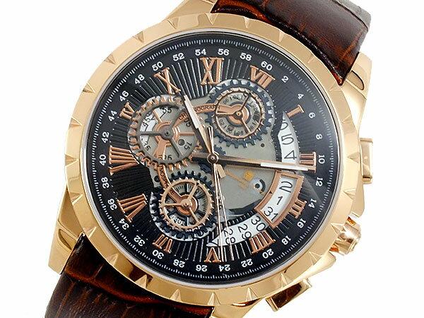 サルバトーレマーラ SALVATORE MARRA クオーツ メンズ 腕時計 時計 SM13119S-PGBK【楽ギフ_包装】【S1】