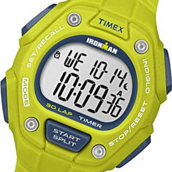 タイメックス TIMEX CLASSIC 30 デジタル レディース 腕時計 時計 TW5K89600 国内正規【楽ギフ_包装】