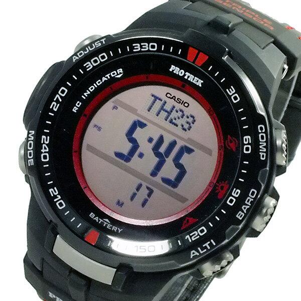 カシオ CASIO プロトレック ソーラー マルチバンド6 メンズ 腕時計 PRW-3000G-1【送料無料】【楽ギフ_包装】