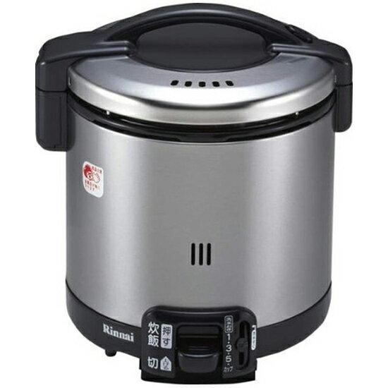 リンナイ ガス炊飯器 ���る RR-055GS-D 13A �都市ガス】 5.5�炊�(代引��)��料無料】