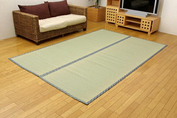 純国産 �目織 ��上敷 『����� 江戸間 8畳(約352×352cm)(代引���)