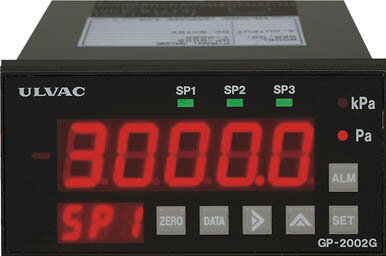 ULVAC ピラニ真空計(デジタル仕様) GP-2001G/WP-01 GP2001GWP01