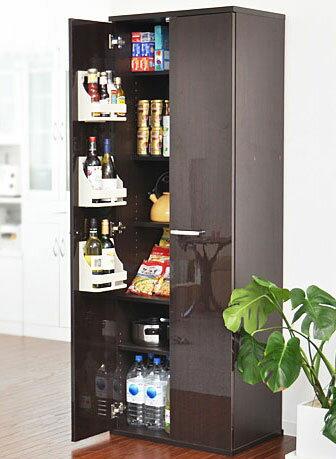 キッチンストッカー 幅60cm【DiCE/ダイス】 大量収納キッチン収納(代引き不可)【S1】