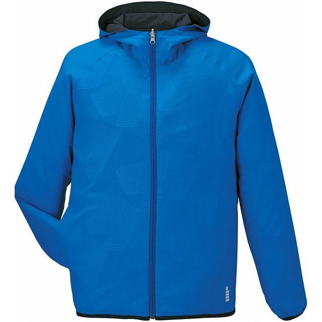 超激安 GOSEN(ゴーセン) Y1606 リバーシブルジャケット Y1606 【カラー】ブルー 【サイズ】LL