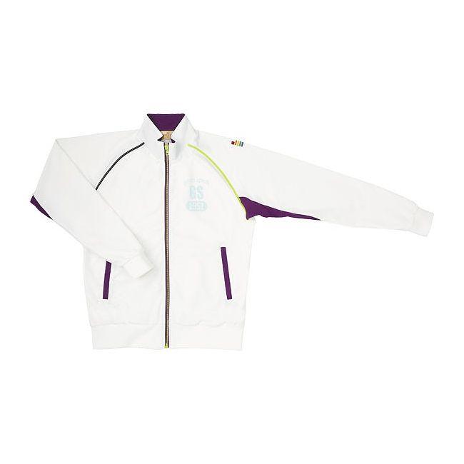 うまく売れる GOSEN(ゴーセン) UW1301 レディースライトソフトジャケット UW1301 【カラー】ホワイト 【サイズ】M