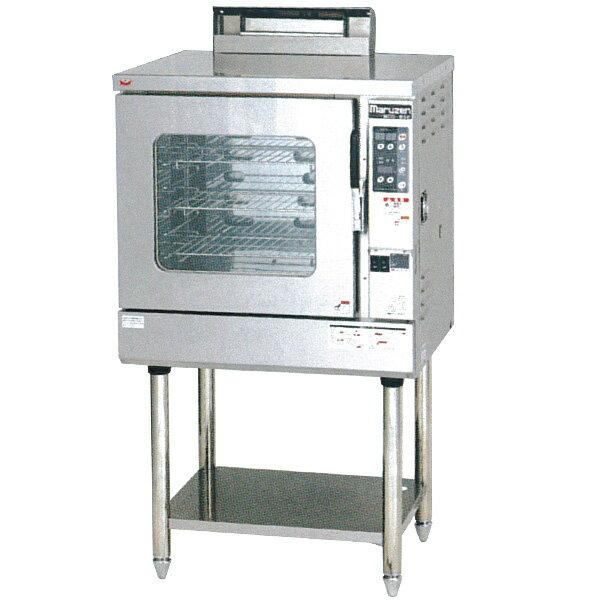 マルゼン ガス式ビックオーブンMCO-8SHE 芯温センサー付