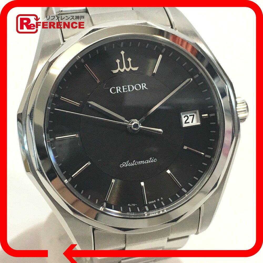 SEIKO セイコー  4L75-00A0 メンズ腕時計 シグノ クレドール 腕時計 SS SS シルバー メンズ【中古】