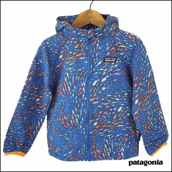 【DM便送料無料】PATAGONIA(パタゴニア)BABY BAGGIES JACKET  (80-110) おしゃれ  ベビー キッズ  防寒   男の子 女の子  かわいい  子供服