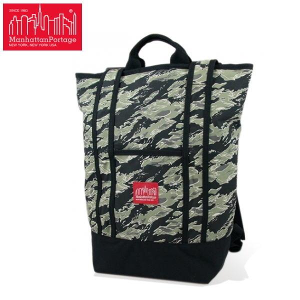 【ポイント10倍】マンハッタンポーテージ 限定 バックパック Manhattan Portage Tiger Stripe Camo Riverside Backpack 1318TSCバッグ 鞄【OJOJ-08hlfp】 レディース