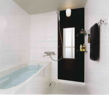 INAX集合住宅用ユニットバスルーム 【BP 1116サイズ オプションセット品】Lパネル(HT) LIXIL