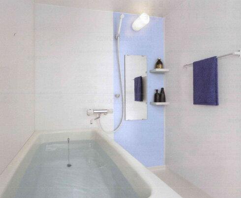 INAX集合住宅用ユニットバスルーム 【BP 1116サイズ オプションセット品】Lパネル(EB)寒冷地仕様 LIXIL