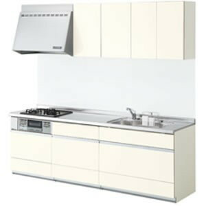 LIXILシステムキッチン アレスタI型 食洗機なし 奥行600間口2600リリパの1DAYリフォームパック