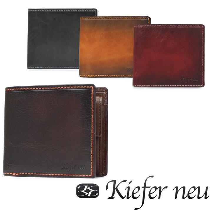 キーファーノイ Kiefer neu 2つ折り財布 2kf6502g ジョイア 【 Kiefer neu キーファー・ノイ Gioia 】