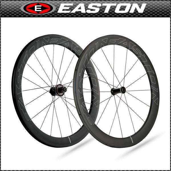 EASTON(イーストン) EC90 AERO 55 チューブラーホイール フロント【700C】【ロード用】【カーボン】【ホイール】【自転車用】