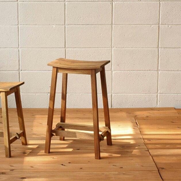 Siesta ハイスツール 【ノベルティ対象外】  ハイスツール 天然木 木製 マホガニー 椅子 イス ハイチェアー ハイチェア カウンターチェア カウンタースツール