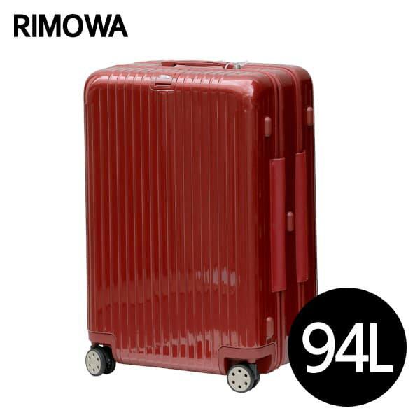 リモワ RIMOWA サルサ デラックス 94L オリエンタルレッド SALSA DELUXE マルチホイール スーツケース 830.75.53.4