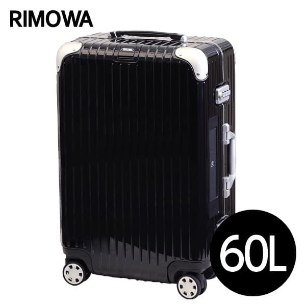 リモワ RIMOWA リンボ 60L ブラック E-Tag LIMBO ELECTRONIC TAG マルチホイール スーツケース 882.63.50.5