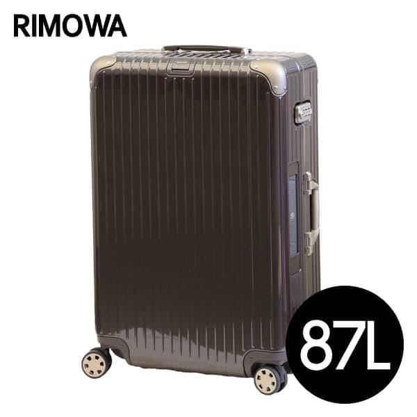 リモワ RIMOWA リンボ 87L グラナイトブラウン E-Tag LIMBO ELECTRONIC TAG マルチホイール スーツケース 882.73.33.5