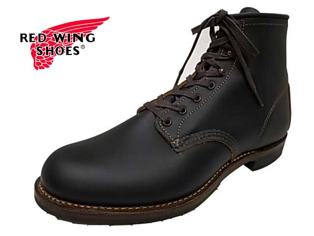 RED WING レッドウィング ブーツ 9060 BECKMAN BOOTS FLAT BOX Black Klondike ベックマン ブーツ ブラック REDWING
