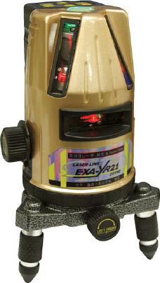 [EXAYR21]STS 受光器対応高輝度レーザ墨出器 EXA-YR21[1台入]【STS(株)】(EXA-YR21)
