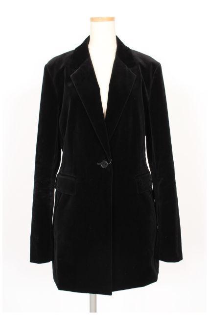 【9月8日に初値下げ!】セオリーtheory 16AW Stretch Velvet Berdyne Bジャケット[LJKN37486]【FF】【中古】【2点以上同時購入or5400円以上のご購入で送料無料】